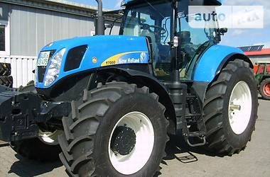 New Holland T 7060 2014