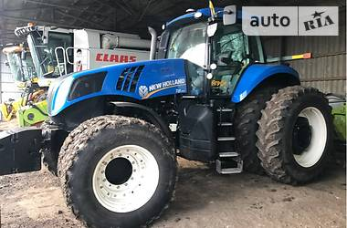 New Holland T 8.390 2012