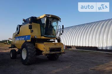 New Holland TC  2010