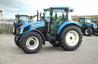 New Holland TD 5.110 2016