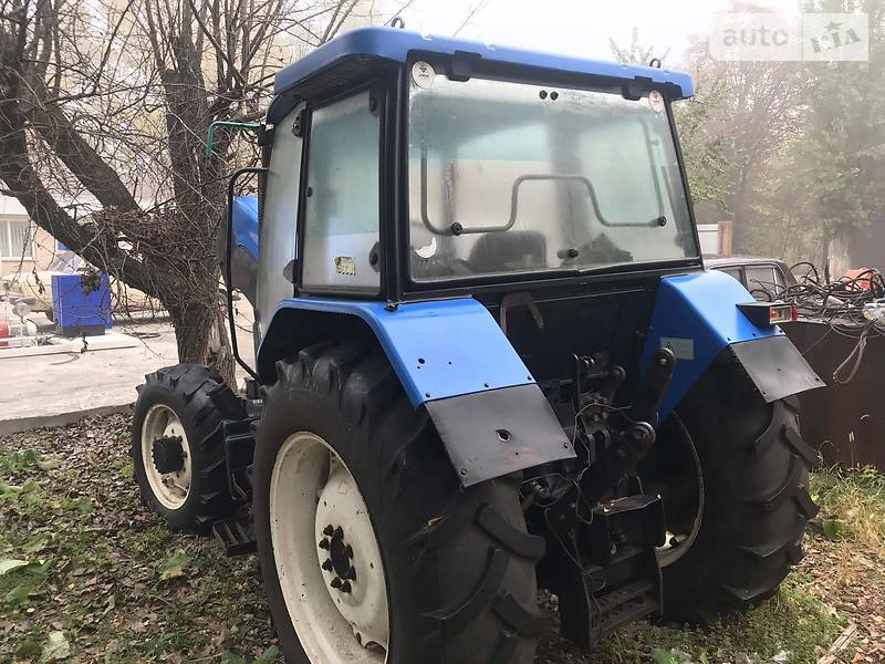 New Holland TL 5060