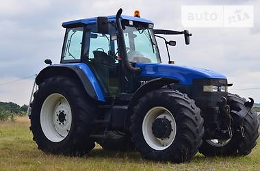 New Holland TM 150 4WD 2002