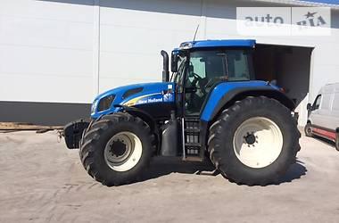 New Holland TVT 195 2004