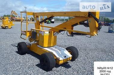 Niftylift HR 12NE 2000