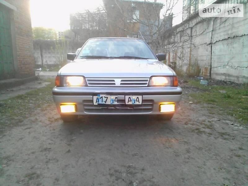 Nissan 120Y Sunny