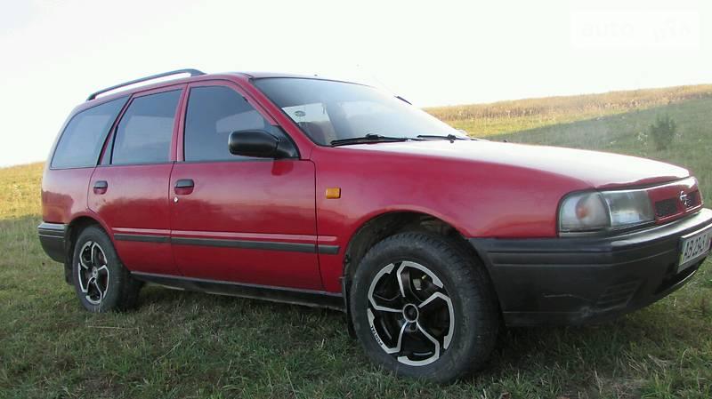 Nissan 120Y Sunny 1994 года
