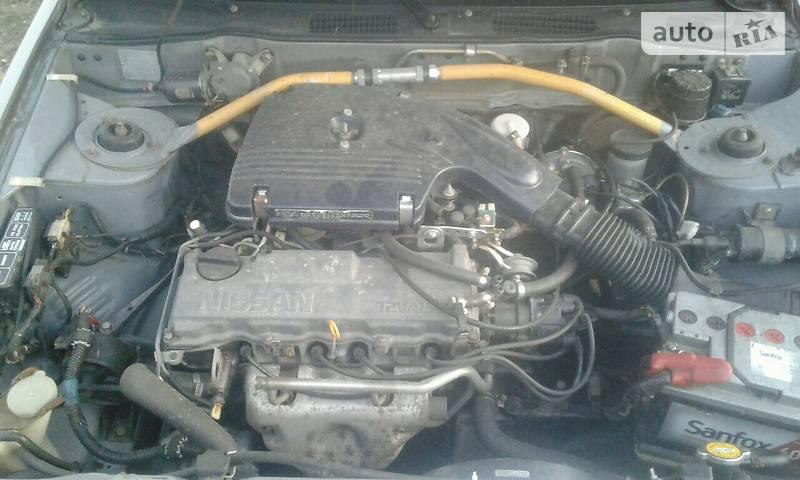 Nissan 140Y Sunny 1990 года