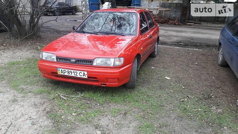 Nissan 140Y Sunny 1991 года