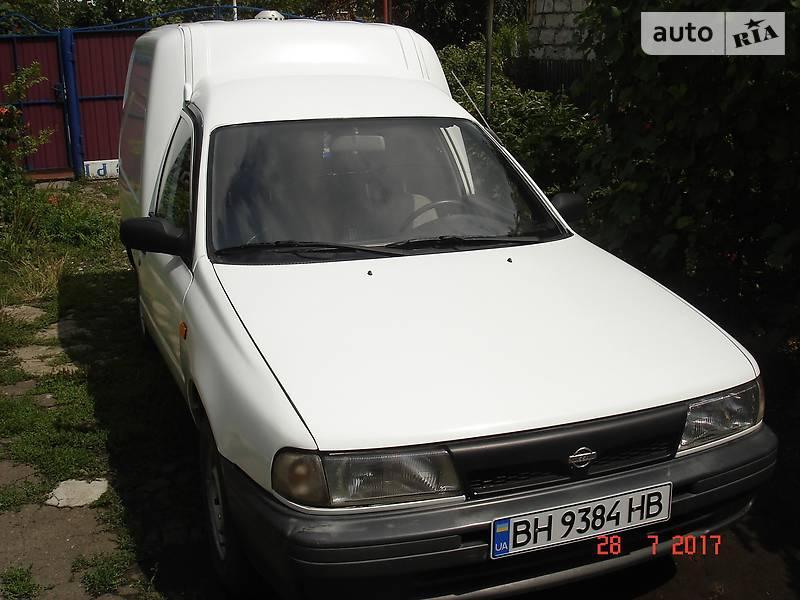Nissan 140Y Sunny 1995 года