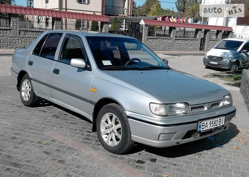 Nissan 140Y Sunny