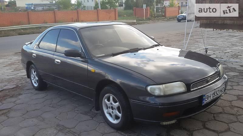 Nissan 180B Bluebird 1991 года