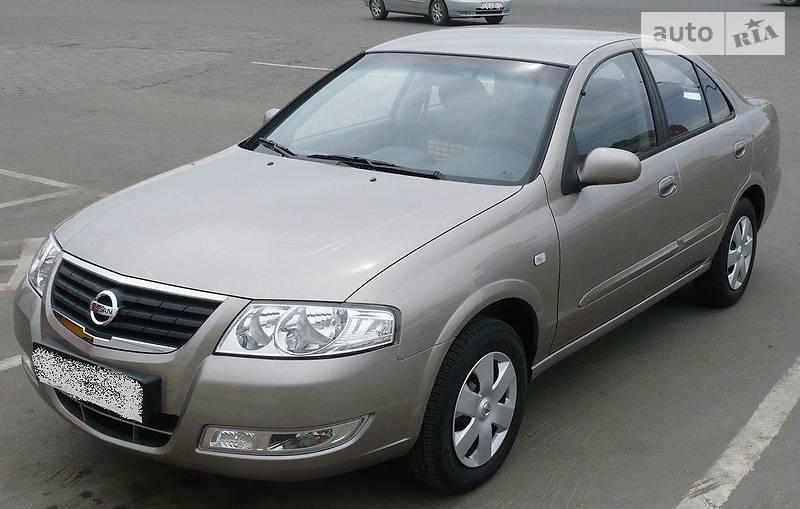 Nissan Almera Classic 2007 року