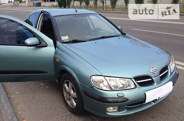 Nissan Almera 1.5i 2002