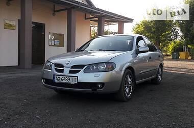 Nissan Almera N16 1.8 2005