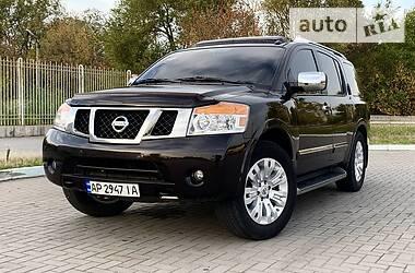 Nissan Armada PLATINUM GAS 2015