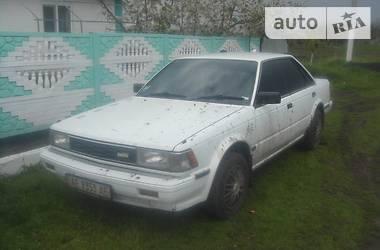 Nissan Bluebird U11 1989