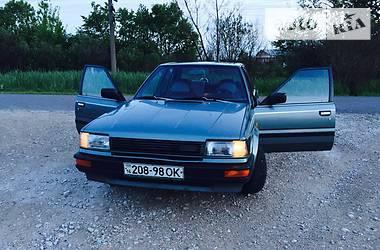 Nissan Bluebird t12 1986