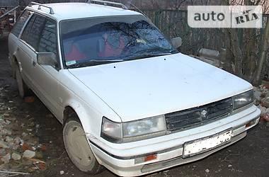 Nissan Bluebird Wagon 1989
