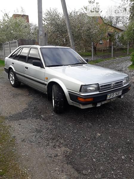Nissan Bluebird 1986 года