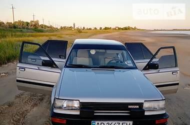 Nissan Bluebird 2 LX 1987