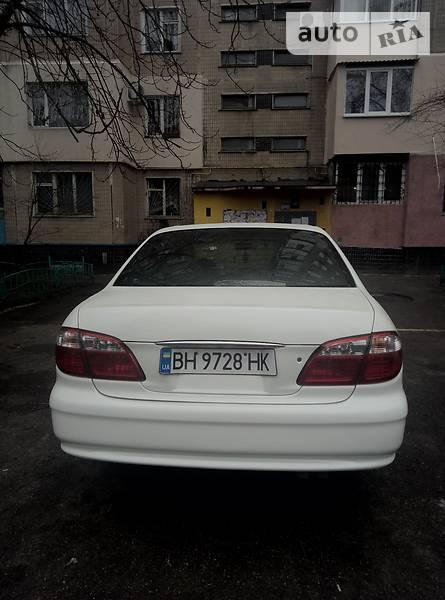 Nissan Cefiro 2000 року