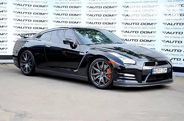 Nissan GT-R 3.8T BLACK EDITION 2012