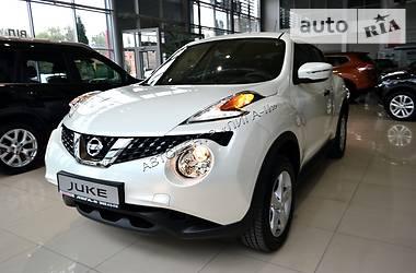 Nissan Juke XE 2017