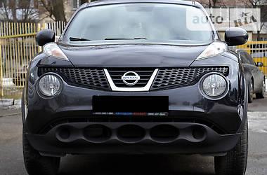 Nissan Juke 1.6 Т 2010
