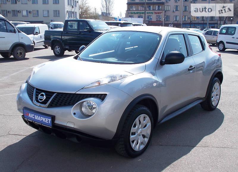 auto.ria – Купить Серебряные авто Ниссан Жук - продажа nissan juke GD73