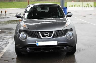 Nissan Juke 1.6 DIG-T4WD  2011
