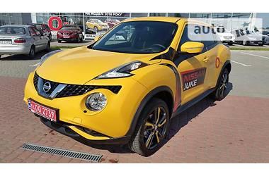 Nissan Juke LE Active yellow 2016