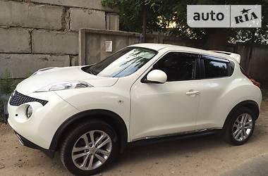 Nissan Juke 1.6 Turbo 4WD 2012