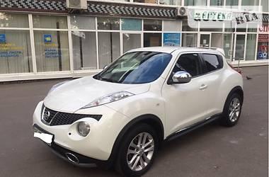 Nissan Juke LE  2012