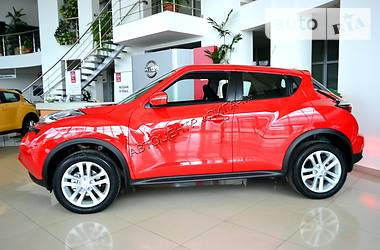 Nissan Juke 1.6 AT SE+(NAVI) 2017