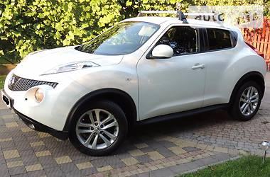 Nissan Juke SE  2013