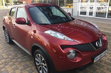 Nissan Juke Juke SE+ 2014
