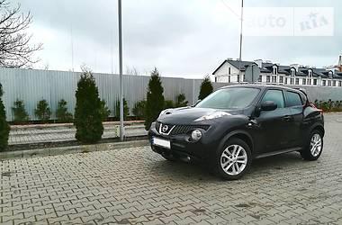 Nissan Juke Black 2011
