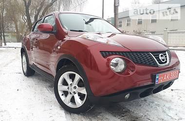 Nissan Juke SE Premium+ 2012