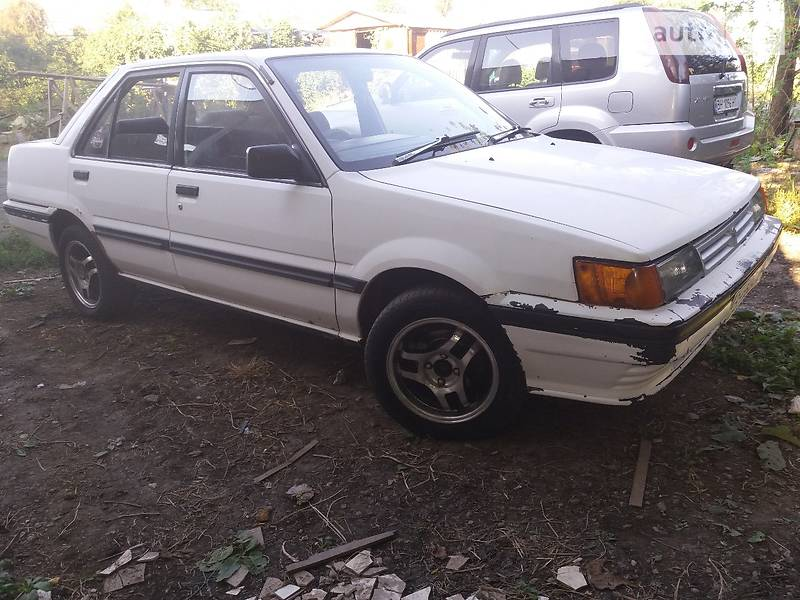 Nissan Langley 1987 года