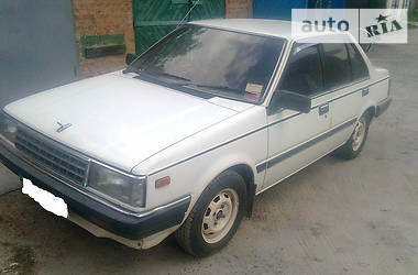 Nissan Laurel  1987