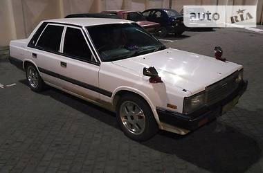Nissan Laurel L20et TURBO 1986