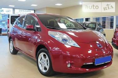 Nissan Leaf Acenta 2015