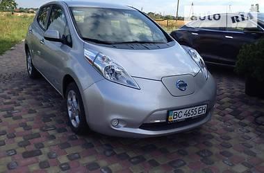 Nissan Leaf 80kW (109Hp) 2011