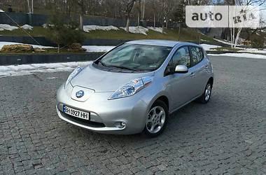 Nissan Leaf SV Bose 2013