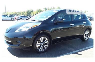 Nissan Leaf SL 2015