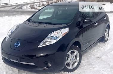 Nissan Leaf 80kW (109Hp) 2013