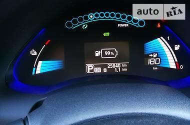 Nissan Leaf SV Bose 2014