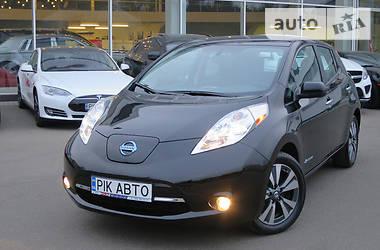 Nissan Leaf SL 30kWh 2016