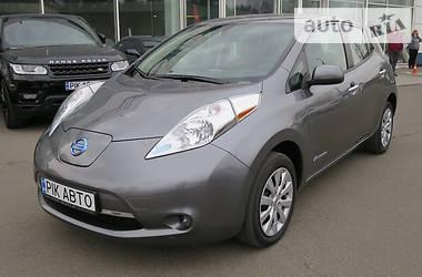 Nissan Leaf S+ (80kWt) 2015