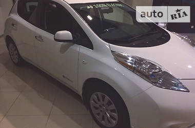 Nissan Leaf 80kW 109Hp 2013